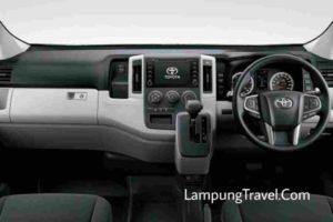 Travel Bandar Lampung berangkat malam tujuan ke Jakarta