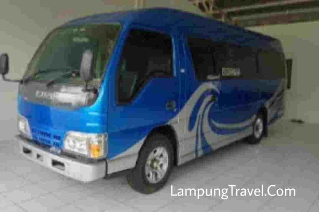 Travel Depok Ke Pringsewu Lampung
