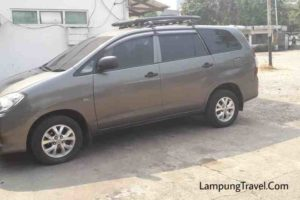 Travel Palembang Lampung murah