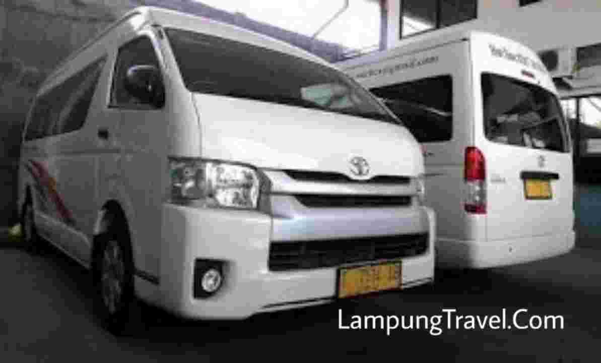 Travel Pasar Minggu ke Pahoman Bandar Lampung