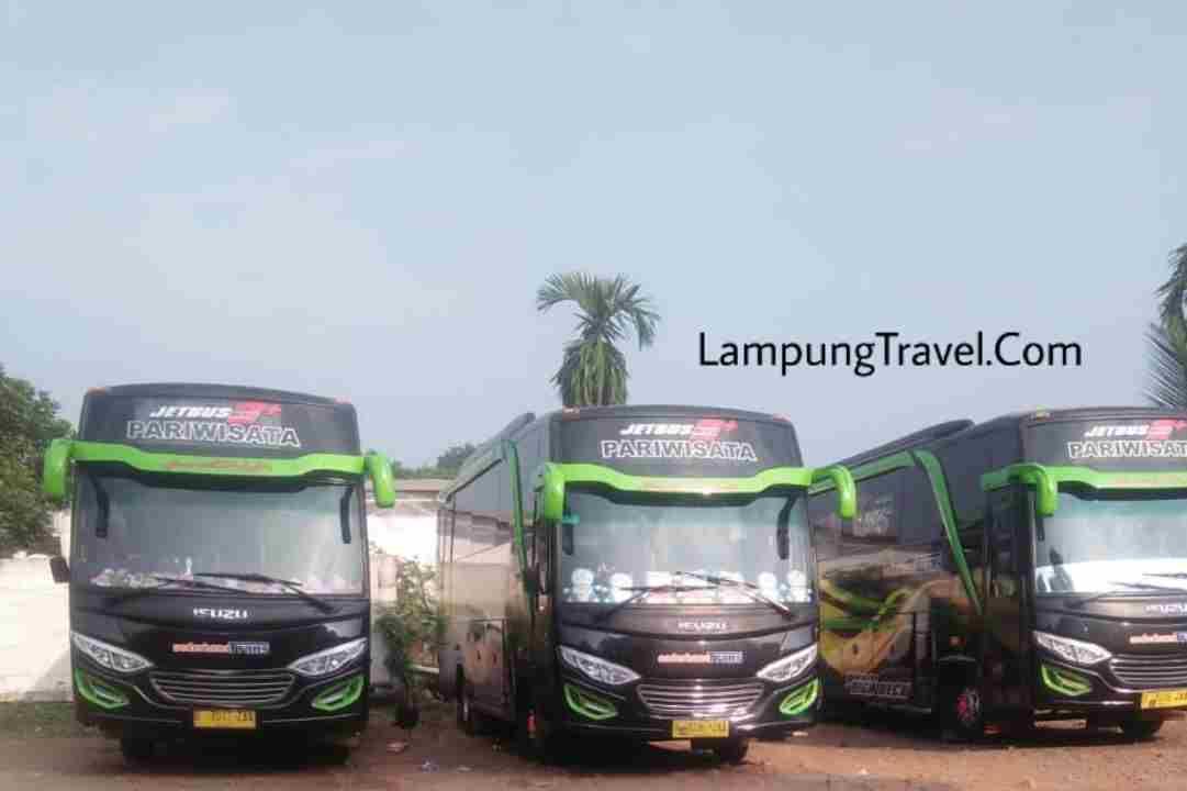 Travel Pondok Pinang ke Muara Enim