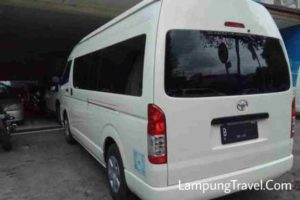 Travel agen Jakarta ke Bandar Lampung terbaik