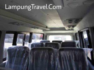 Travel Pondok Bambu ke Bandar Jaya
