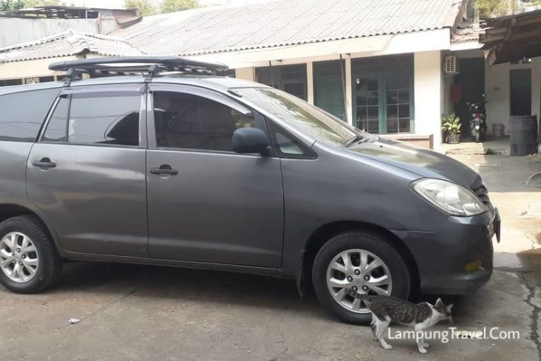 Travel Sawangan ke Bandar Lampung