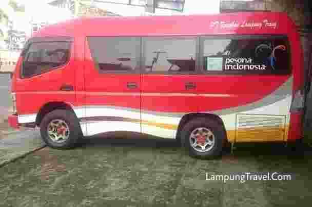 Travel agen Cilandak Lenteng Agung Lampung