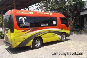 Travel antar jemput alamat Jakarta Lampung 2020