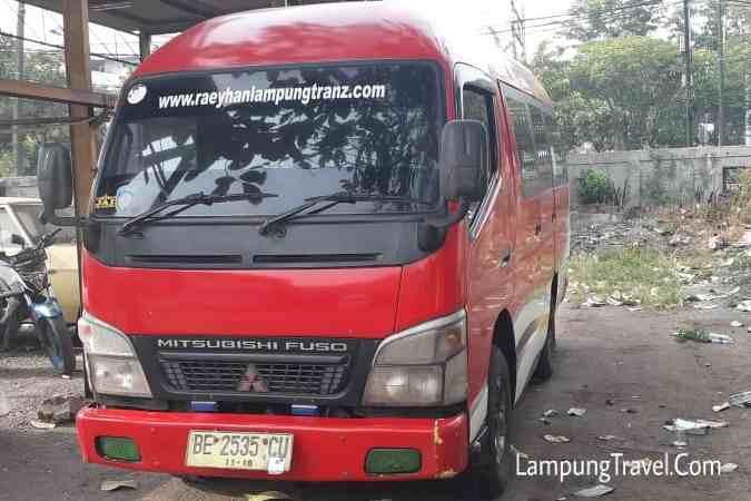 10 Travel Jakarta Lampung 2019