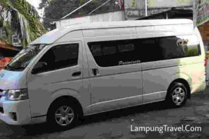 Travel Lampung Kemayoran - Siap Jemput