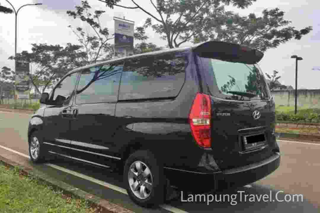 Travel Pamulang Baturaja - Antar jemput 2020
