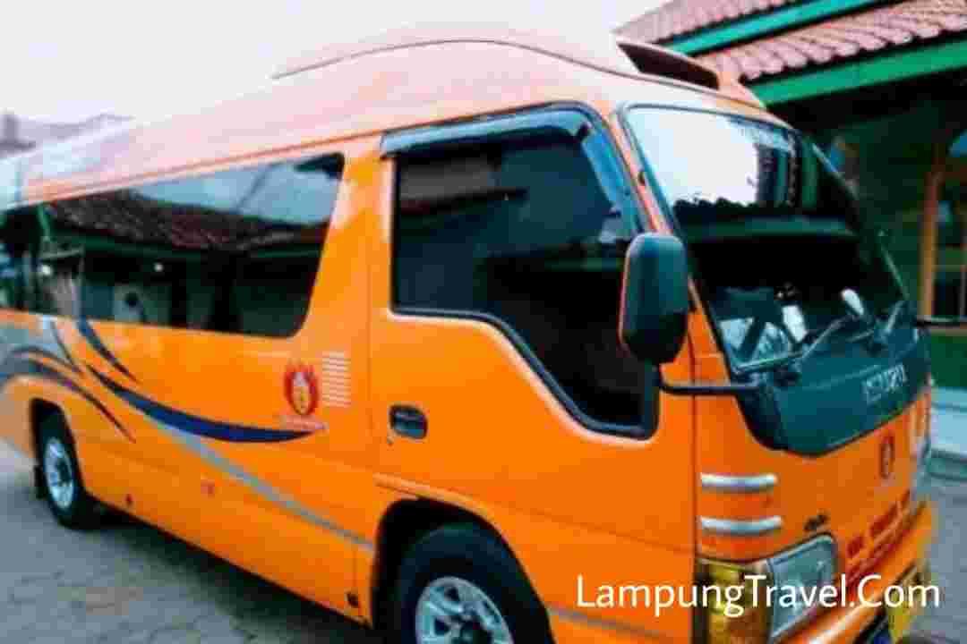 Travel Rawamangun ke Lampung Termurah