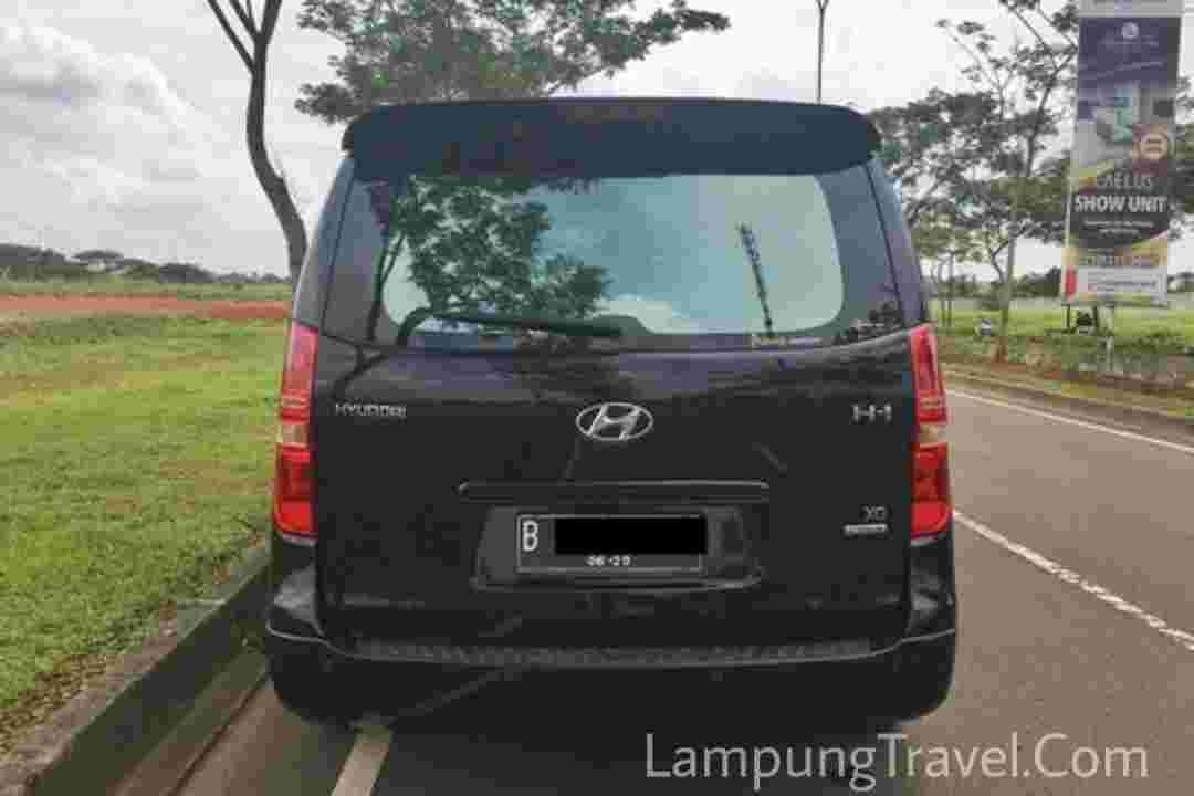 Info Travel Lampung Taman Sari