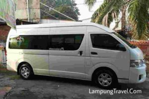 Info Travel Lampung Tanah Abang