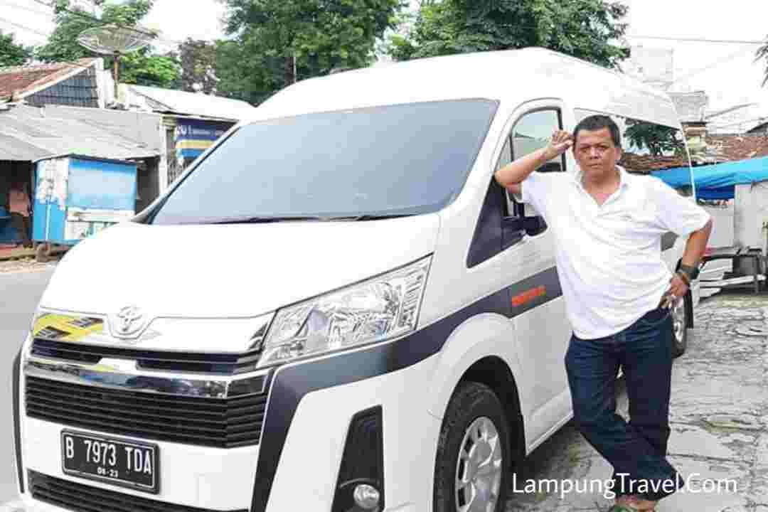 Jasa Travel Lampung Meruyung