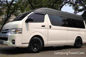Jasa Travel Lampung Pondok Benda