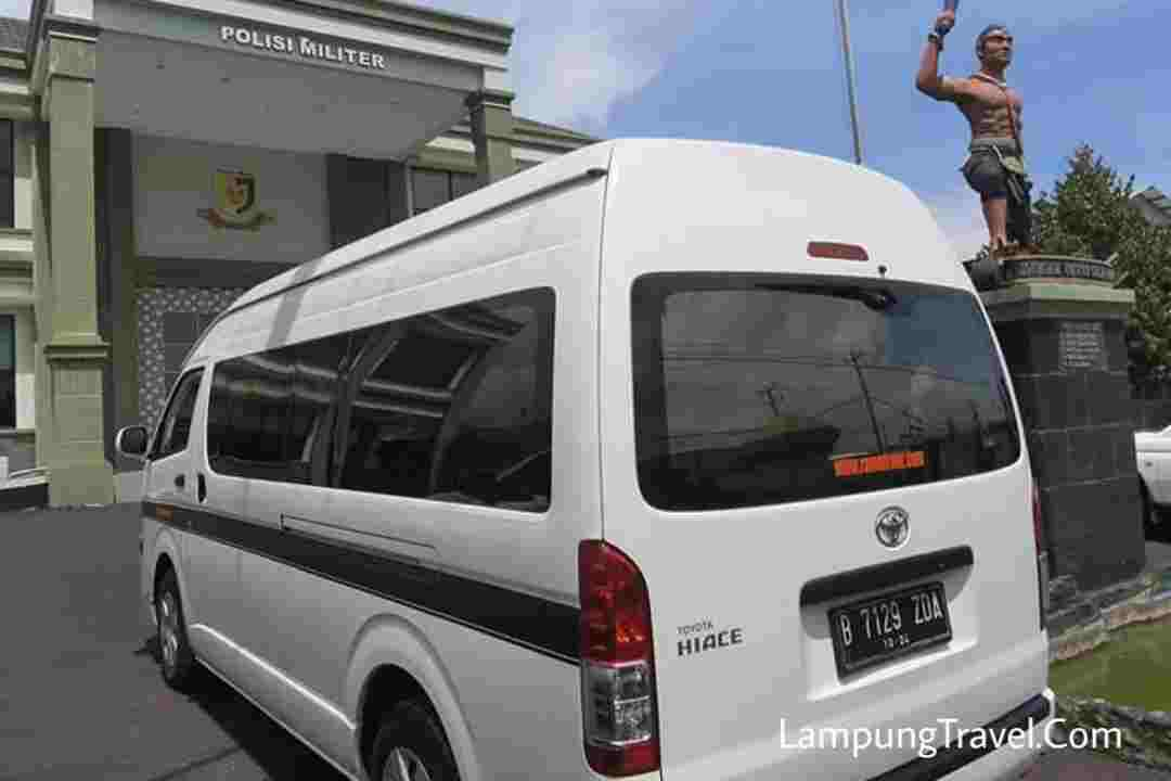 Travel Lampung Balaraja