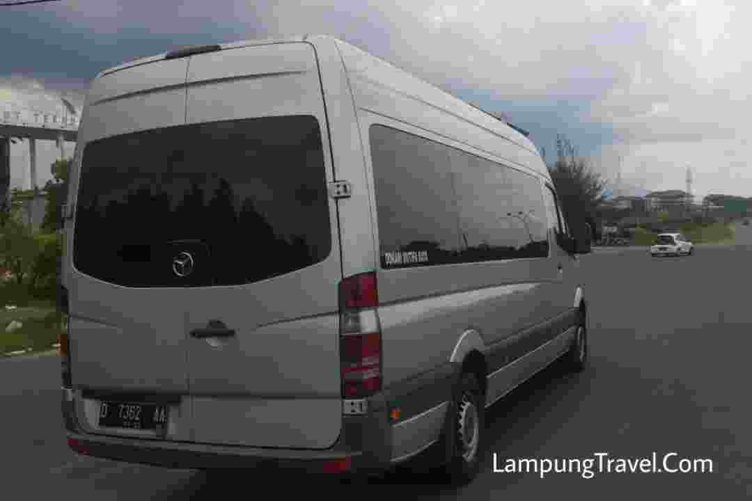 Travel Lampung Cisalak