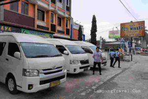 Travel Lampung Pangkalan Jati