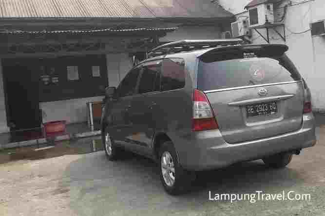 Travel Lampung Pondok Cabe