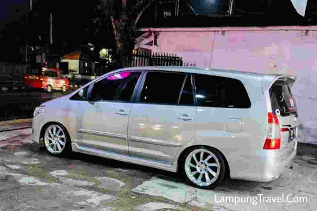 Agen Travel Lampung Palembang Bukit Kecil