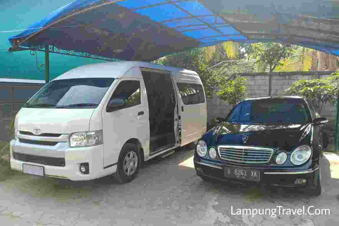 Travel Pringsewu Pondok Cina