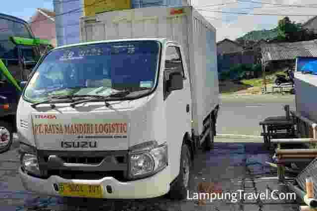 Jasa Ekspedisi Pengiriman Barang Jakarta Lampung