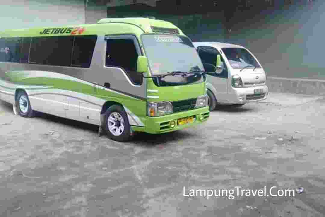 Travel Gading Rejo Jakarta