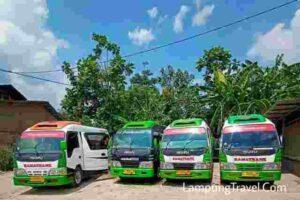 ✅TOP SIX Travel Jakarta Lampung Palembang Jambi