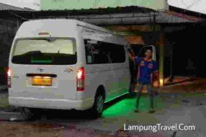 Info Travel Palembang Jambi