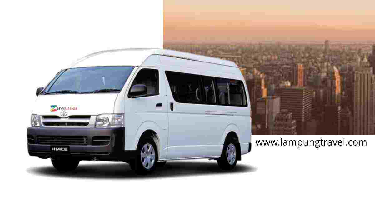 Travel Karawaci ke Lampung - Antar jemput
