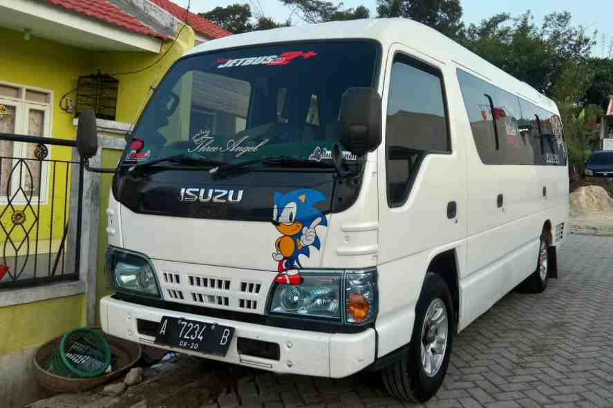 Travel Lubuk Linggau Tangerang