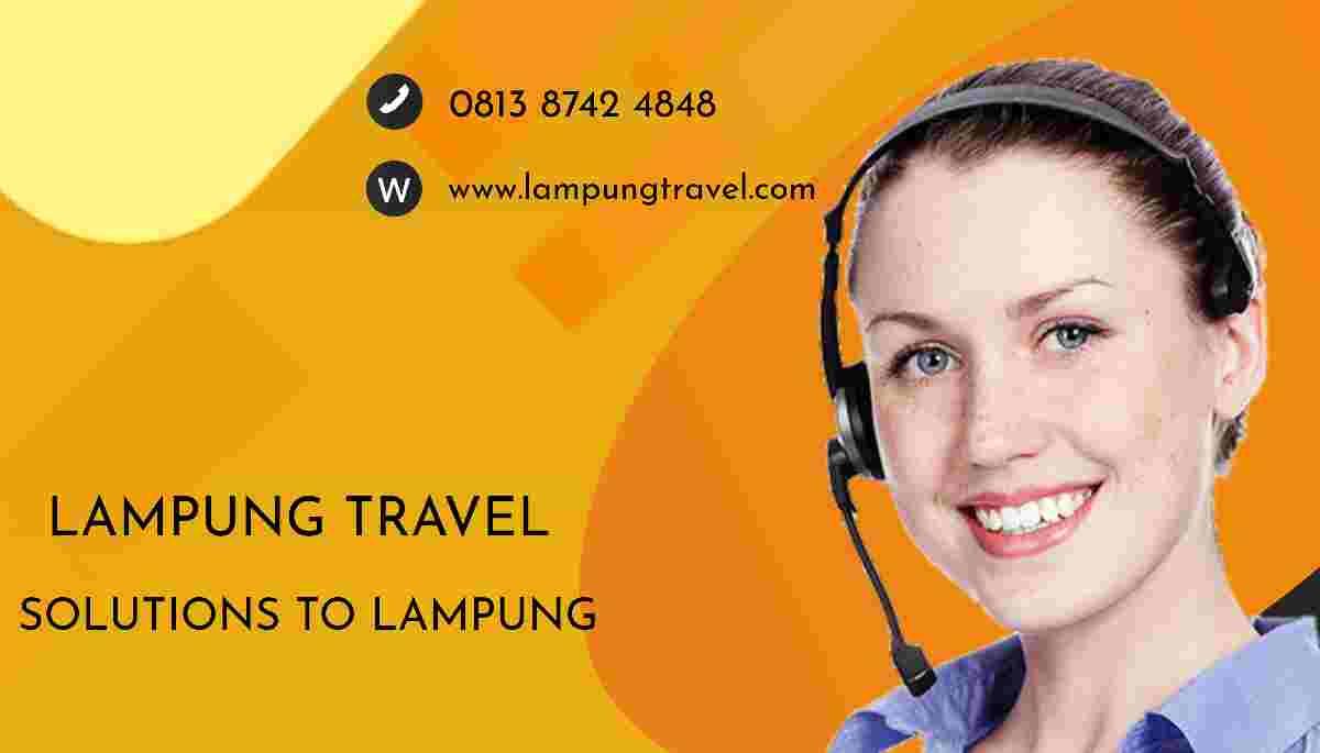 Travel Serpong Lampung - Pesan via WA Telp