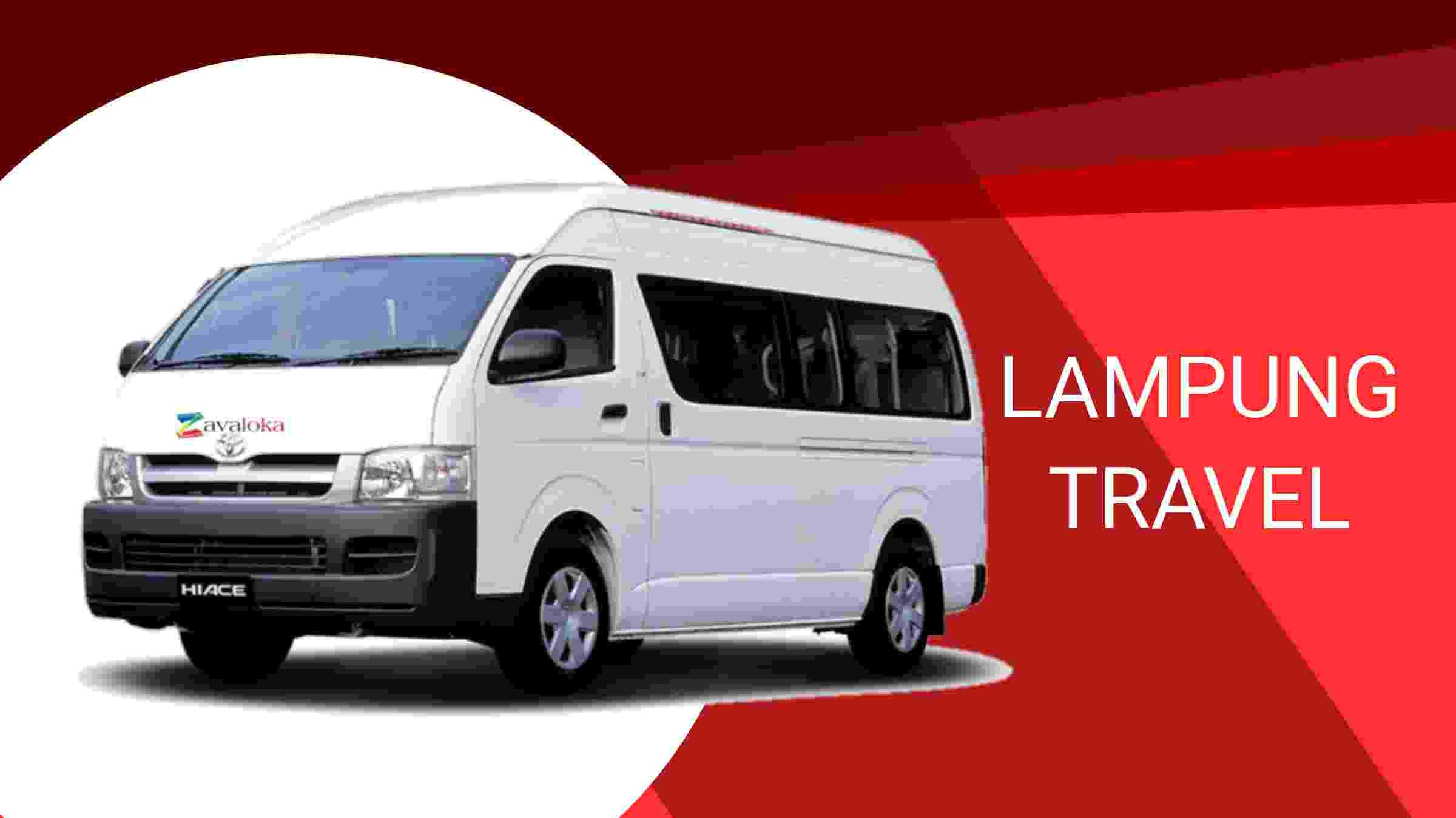 Travel Tangerang Lampung - Pelayanan 24 jam