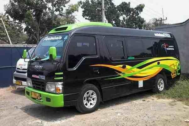 Travel Tanjung Enim Jakarta