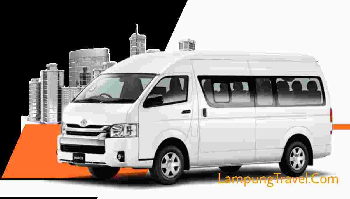 Travel Kemiling Lampung Cengkareng