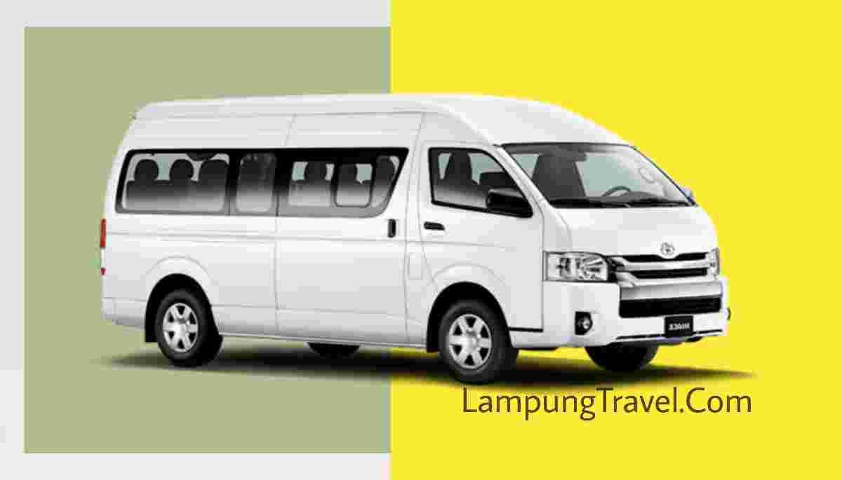 Travel Kemiling Lampung Depok