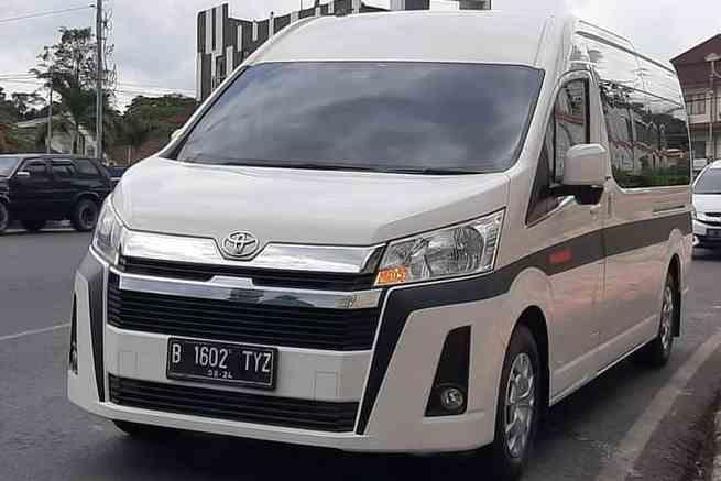 Travel Kemiling Lampung Jakarta