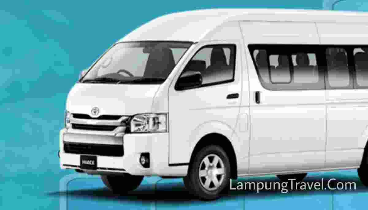 Travel Pahoman Lampung Cengkareng