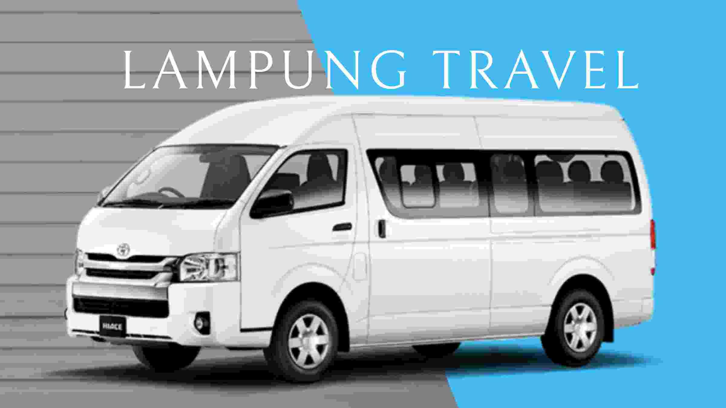 Travel Panjang Lampung Depok