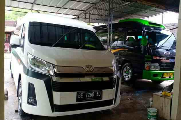 Travel Rajabasa Lampung Jakarta