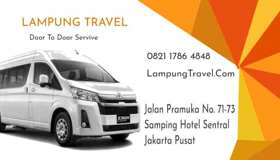 Travel Tanjung Karang Lampung Depok