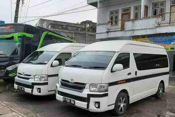 Travel Teluk Betung Lampung Tangerang