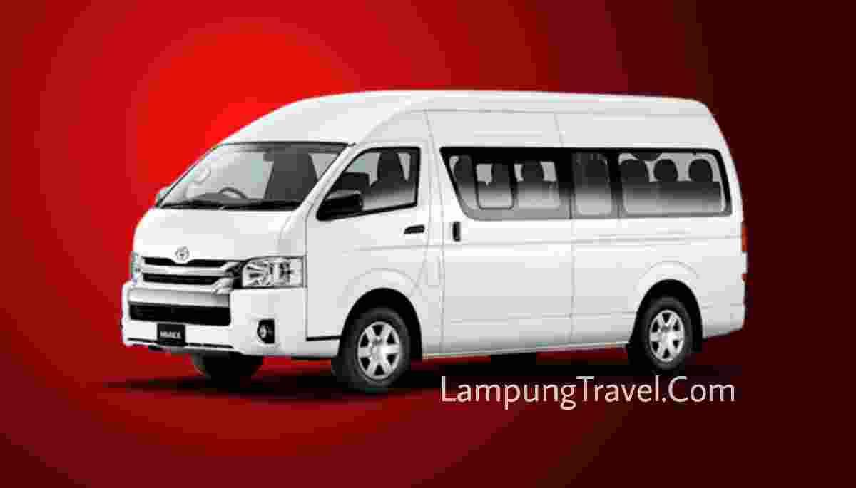 Travel Way Halim Lampung Cengkareng