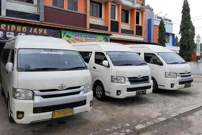 Travel Way Halim Lampung Tangerang