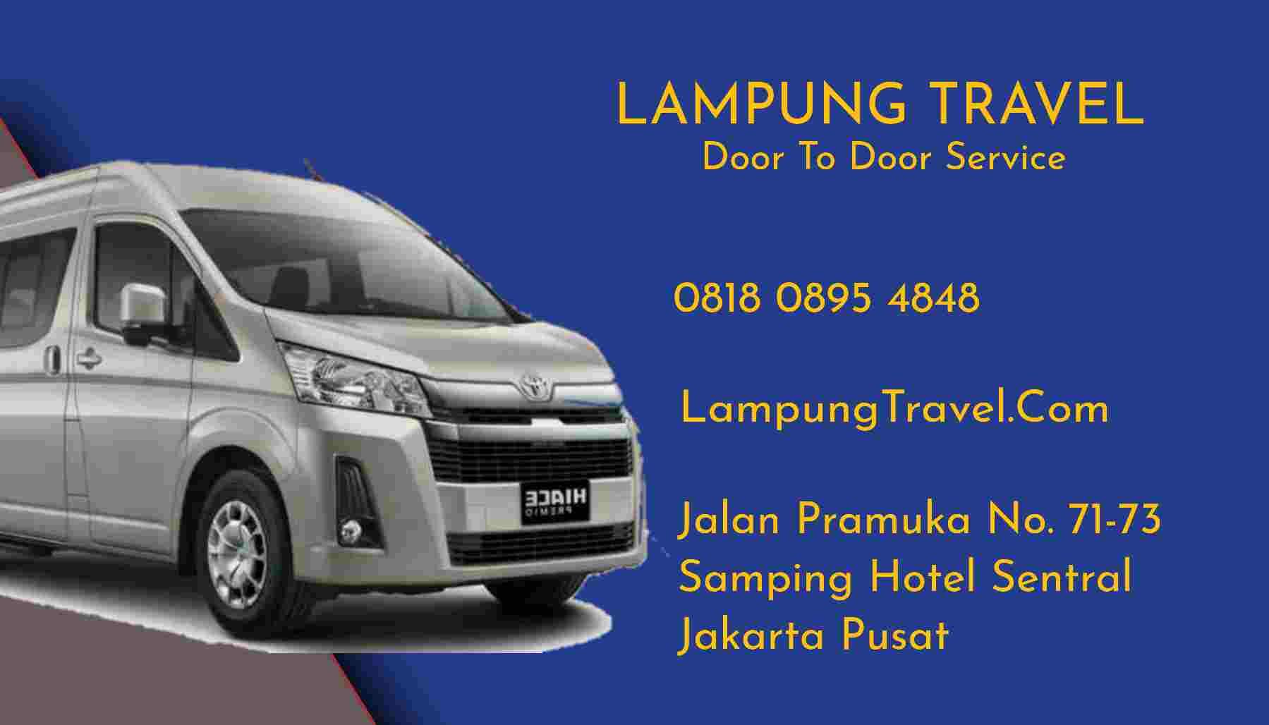 Travel Bekasi Natar Pringsewu Terbaru