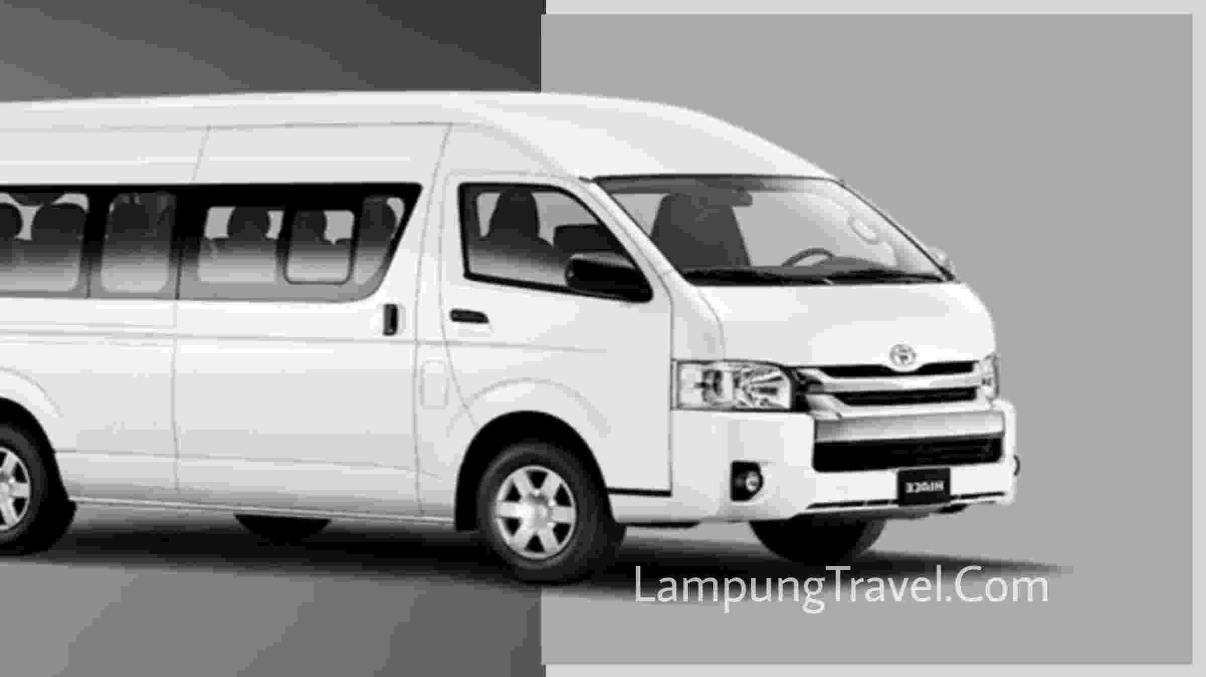 Travel Depok Pringsewu Natar Lampung