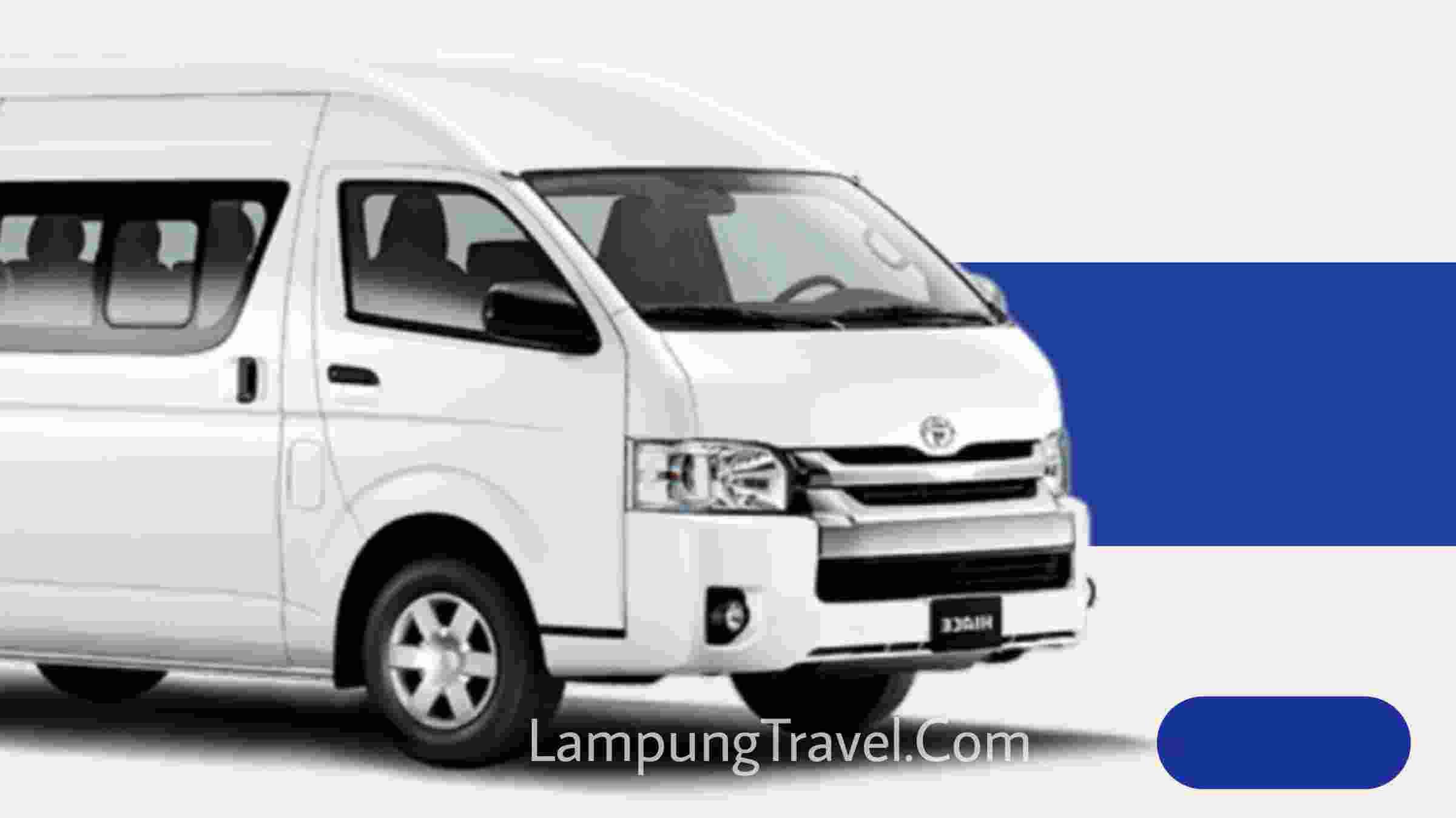 Travel Depok Pringsewu Gedong Tataan