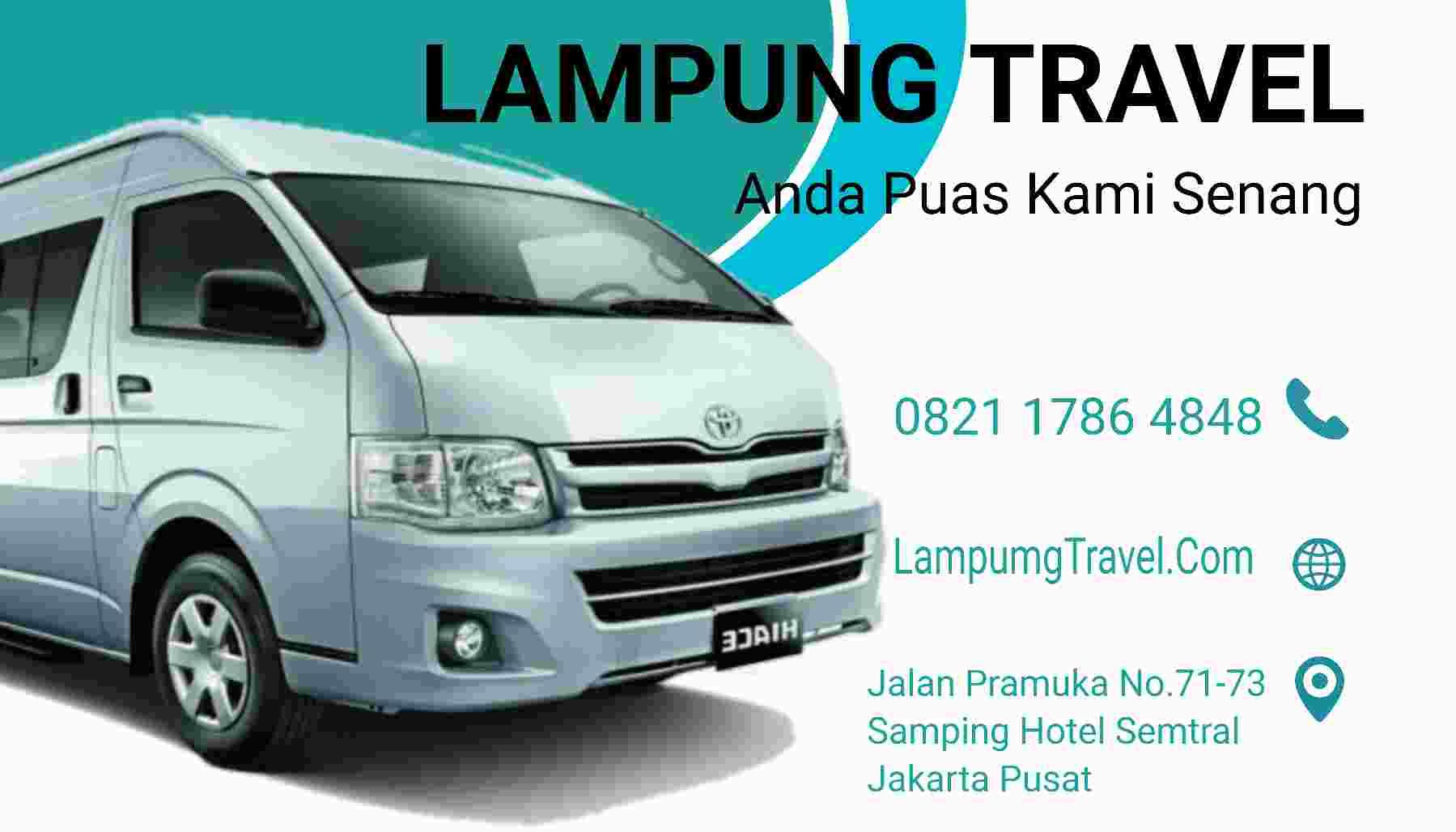 Travel Jakarta Barat Pringsewu Tanjung Karang