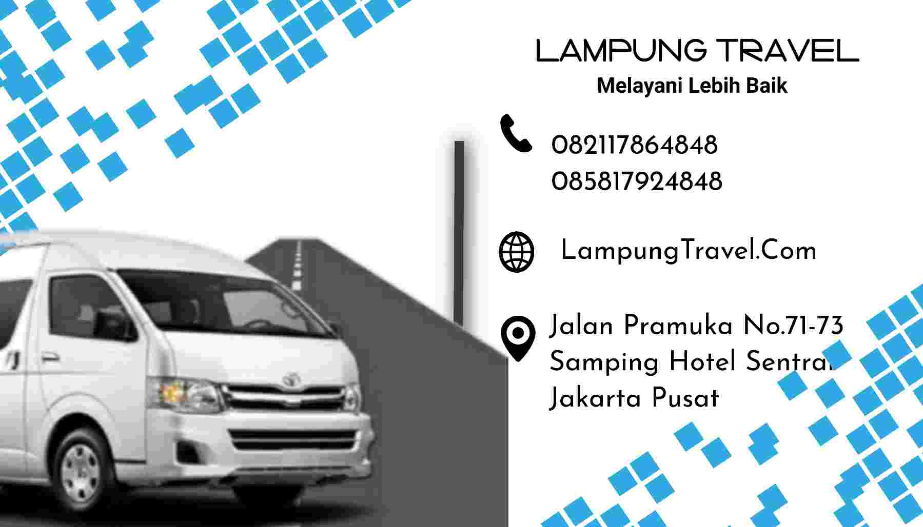 Travel Jati Asih Pringsewu Branti Lampung