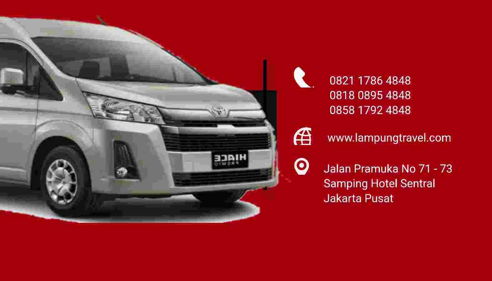 Travel Pahoman Palembang