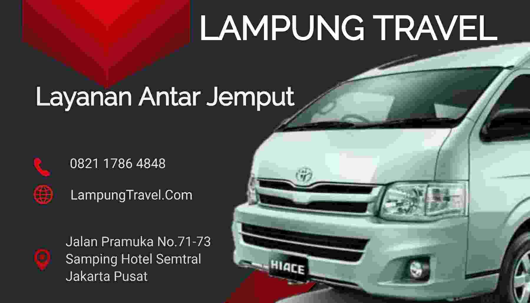 Travel Panjang Serpong